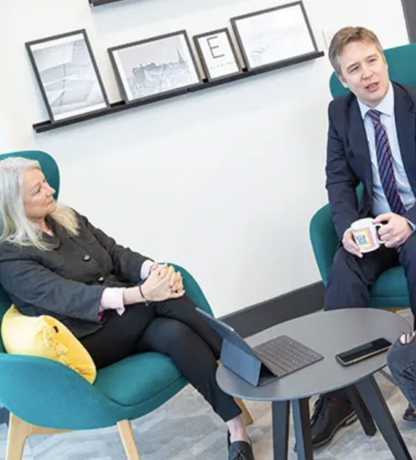 Pure Offices Client Spotlight Q&A - Clear Taxation Edinburgh Park